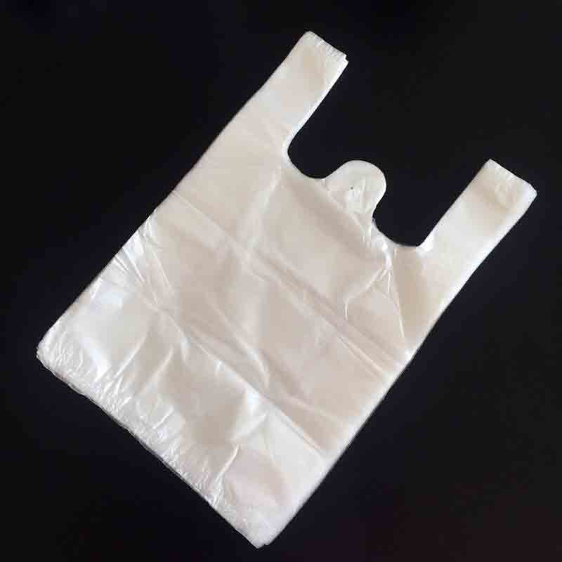 白色塑料袋