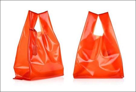 红色塑料袋厂家批发